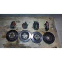 SWAP к-т тормозов  GT4 ST205 для Toyota Celica T20# 94-99