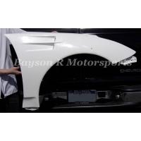Комплект передних крыльев с воздуховодами для Toyota Celica Т23# 00-05 X1 Style
