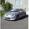 Накладка переднего бампера для Toyota Celica Т23# 00-03 Vizage Style