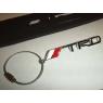 """Брелок """"TRD"""" для ключей"""