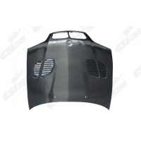 Капот CARBON для BMW 3 SERIES E46 2DOOR 98-01 M-style
