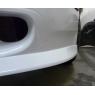 Накладка переднего бампера для Toyota Celica Т23# 00-03 BARS