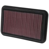 Сменный фильтр в штатное место для Toyota Celica T23# 00-05, MR2 W30 00-05 K&N