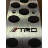 Накладки на педали для Toyota Celica / MR2 TRD AT