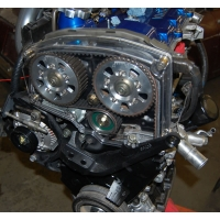 Прозрачная крышка ремня ГРМ для 3S-GTE G2 двигателя Celica GT-FOUR / MR2