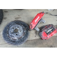 "Комплект Big Brake Kit для Toyota Celica T23# 00-05 Rotora 17"" Б/У"