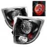 Задние фонари для Toyota Celica T23# 00-05 c LED диодами Black