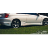 Пороги для Toyota Celica Т23# 00-05 Buddy Club Style