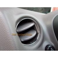 Хромированные кольца воздуховодов для Toyota Celica T23# 00-05