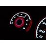 Накладка на щиток приборов для Toyota MR2 W20 91-95 TYPE-R