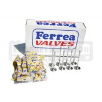 Комплект клапанов для Toyota Celica T23# 00-05 GTS 2ZZ Ferrea