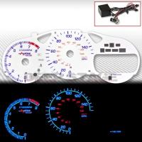 Накладка на щиток приборов для Toyota Celica T23# 00-05 i583 Autoze GLOW GAUGES