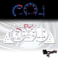Накладка на щиток приборов для Toyota Celica T20# 94-99 WHITE AUTOCONCEPT