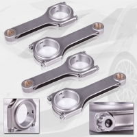 Комплект шатунов для Toyota Celica T185/205 89-99 / MR2 W20 91-95 CXRacing H-Beam