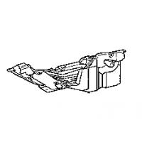 Пыльник двигателя левая Toyota Celica T23# 00-05