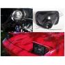 Фары черные для Toyota Celica T18# 89-93, MR2 86-95