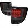 Задние фонари FULL LED CHROME SMOKE style Toyota Celica T23# 00-05