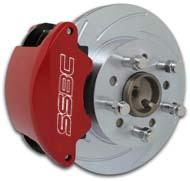 "Комплект Big Brake Kit для Toyota Celica T23# 00-05 SSBC 12.2"""