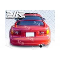 Накладка заднего бампера для Toyota Celica Т18# 89-93 Vision Zephyr Style