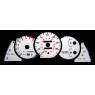 Накладка на щиток приборов для Toyota Celica T20# 94-99 WHITE