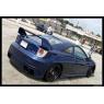 Пороги для Toyota Celica Т23# 00-05 Europa tape1 Style