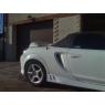 Пороги для Toyota MR2 W30 00-05 TRD Style
