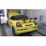 Задний бампер для Toyota MR2 W30 00-05 Trial Style