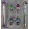 Тяги крепления сплитера переднего бампера ACS