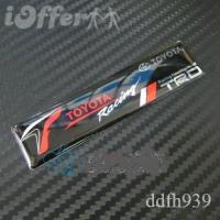 Эмблема TRD 100х25 mm для Celica
