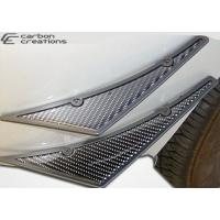 Canards на передний бампер CARBON Carbon Creations