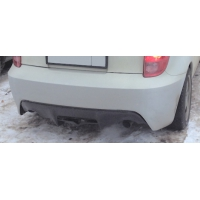Задний бампер для Toyota Celica Т23# 00-05 GT86 Style