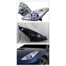 Фары Halo LED CHROME STYLE для Toyota Celica T23# 00-05