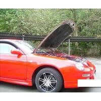 Упоры капот для Toyota Celica ST205 94-99 Carbon