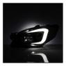 Фары для Subaru Impreza WRX 05-07 BLACK