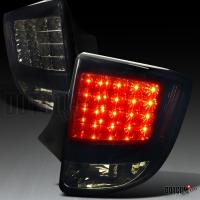 Задние фонари FULL LED BLACK SMOKE style Toyota Celica T23# 00-05