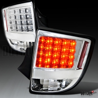 Задние фонари FULL LED CHROME Style для Toyota Celica T23# 00-05