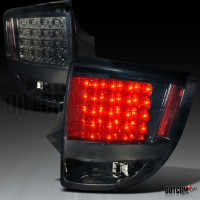 Задние фонари FULL LED CHROME SMOKE style Toyota Celica T23# 00-05