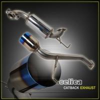 Catback для Toyota Celica T23# 00-05 N1 style