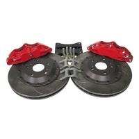 Комплект Big Brake Kit 17`` 332мм 4 piston для Toyota Celica T20# 94-99 (Super Strut) PROMA