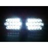 Фары хром для Toyota Celica T18# 89-93, MR2 86-95 LED