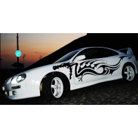 Пороги для Toyota Celica Т20# 94-99 SE Style