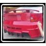 Задний бампер для Toyota Celica Т23# 00-05 DTM Style