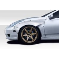 Комплект передних крыльев для Toyota Celica Т23# 00-05 RBS Style