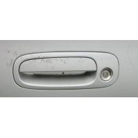 Ручка двери наружная для Toyota Celica T23# 00-05 Б/У
