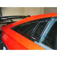 Накладки задних боковых стекол для Toyota Celica T23# 00-05 BARS Style