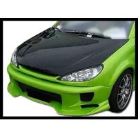 Капот CARBON для PEUGEOT 206 98-10 3D/5D OEM STYLE