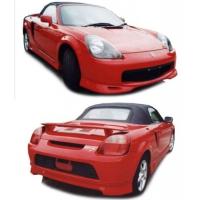 Комплект обвеса для Toyota MR2 W30 00-02 TRD Style