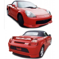 Комплект обвеса для Toyota MR2 W30 00-05 TRD Style