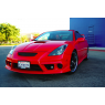 Фары для Toyota Celica T23# 00-05 DLR «ангельские глазки» Black