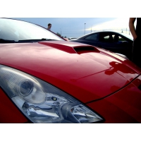 Воздухозаборник на капот для Toyota Celica T23# 00-05 Bars Style